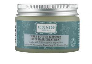 Shea Butter & Jojoba Deep Hair Treatment - no reflection