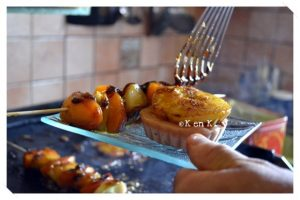 recette-brochette-peches-caramélisees
