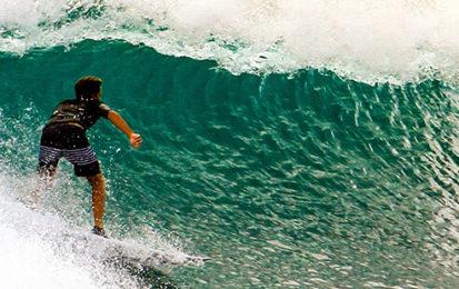 Little Shed Surfboard fabricant nantais eco-responsable de planche de surf en bois