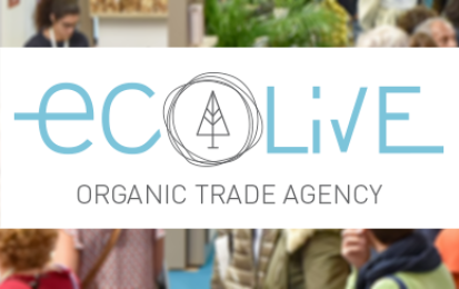 Natexpo 2019: Ecolive returns to the International Trade Show for Organic Products