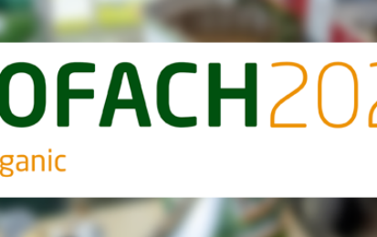 Ecolive was at Biofach, the world's largest organic food exhibition
